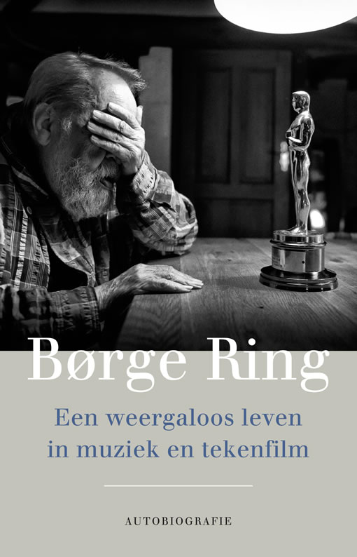 Autobiografie cover Borge Ring